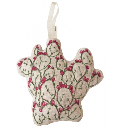Prickly Pear Ornament