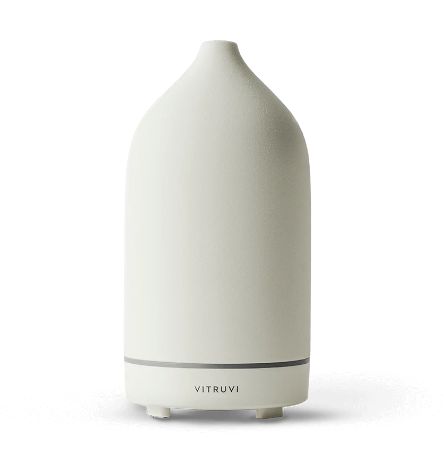 Ceramic Diffuser - White - KESTREL