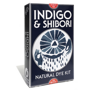 Indigo + Shibori Natural Dye Kit - KESTREL