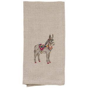 Frances Donkey Tea Towel - KESTREL