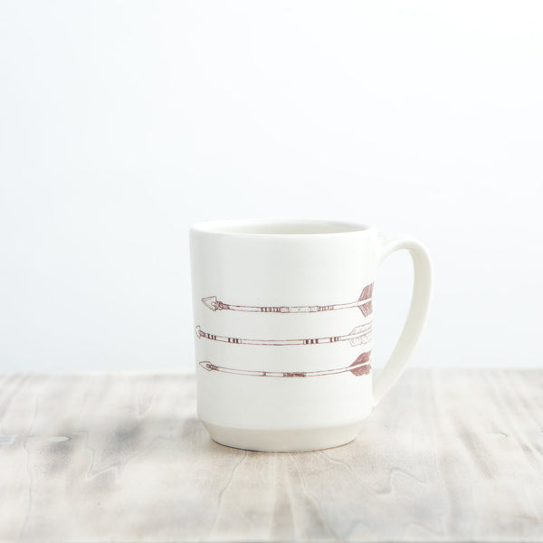 Three Arrows Mug
