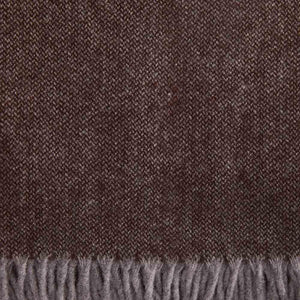 Ashby Wool Throw (Brown)