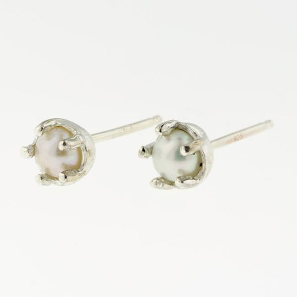 Freshwater Pearl Pront Studs