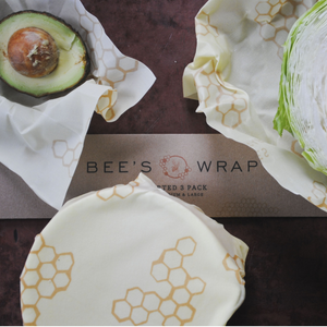 Bee's Wrap Assorted Pack of 3 - KESTREL