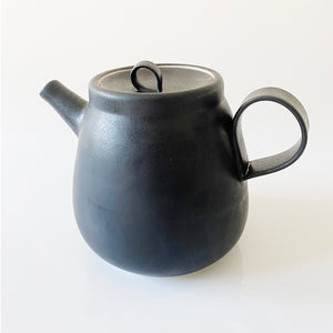 Cloud Teapot - Black