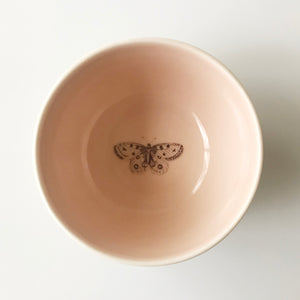 Tiny Butterfly Bowl (Rose) - KESTREL