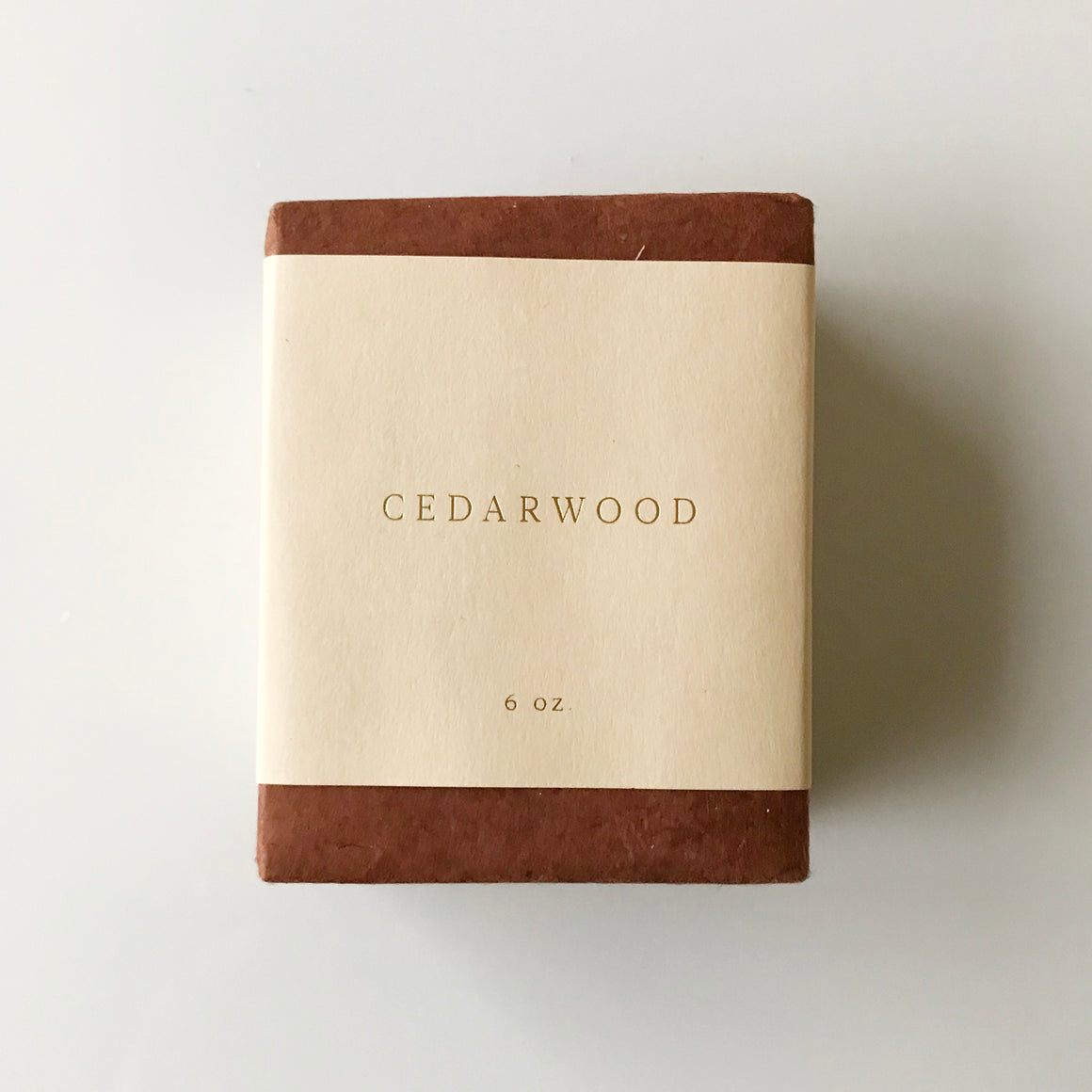Cedarwood Bar Soap - KESTREL