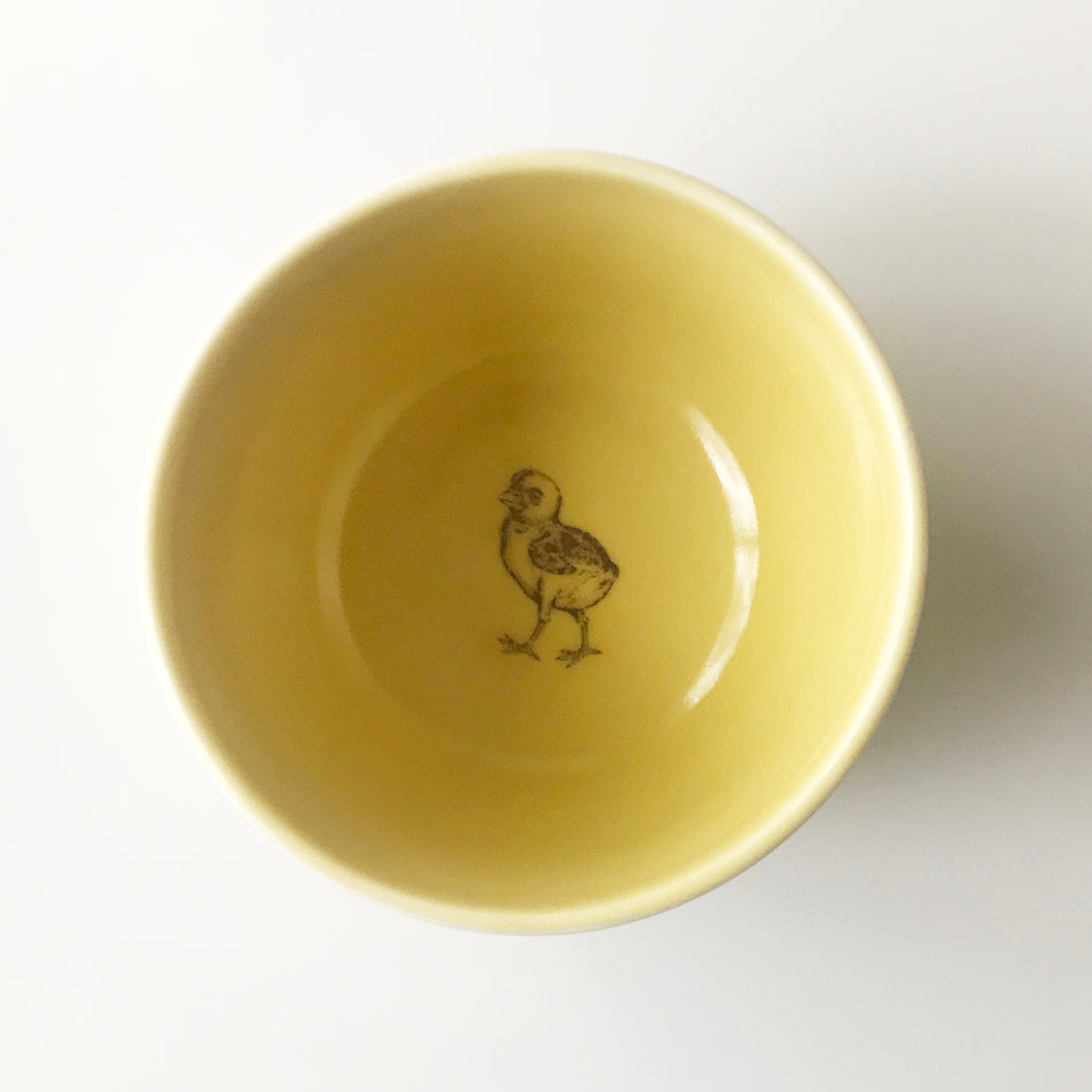 Tiny Chick Bowl (Mustard) - KESTREL