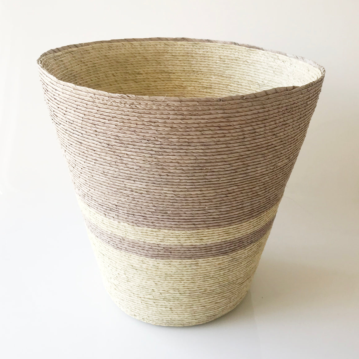 Conical Basket  - Arena Top + Stripe - KESTREL