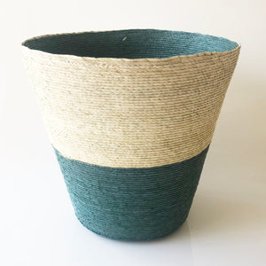 Conical Basket (Emerald)