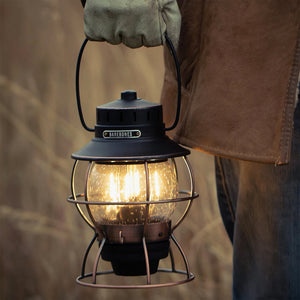 Copper Railroad Lantern
