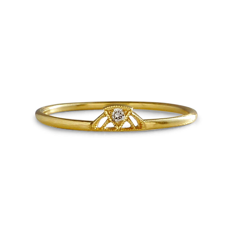 14K Ethel Ring - KESTREL