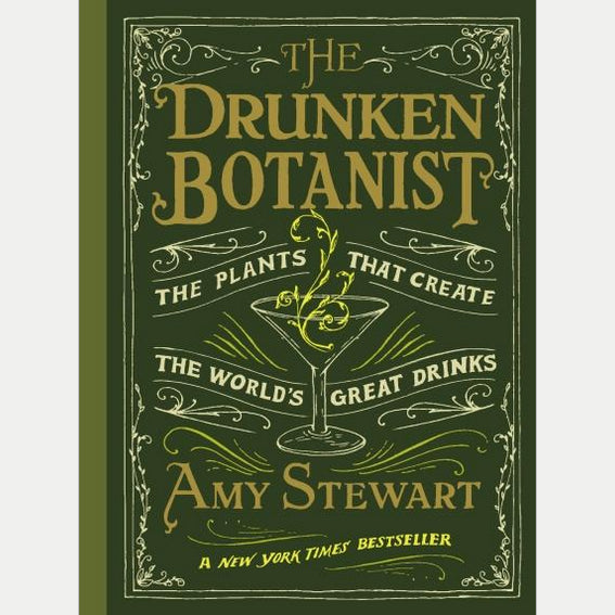 The Drunken Botanist by Amy Stewart