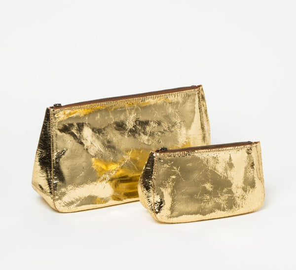 Gold Foil Fatty Pouch