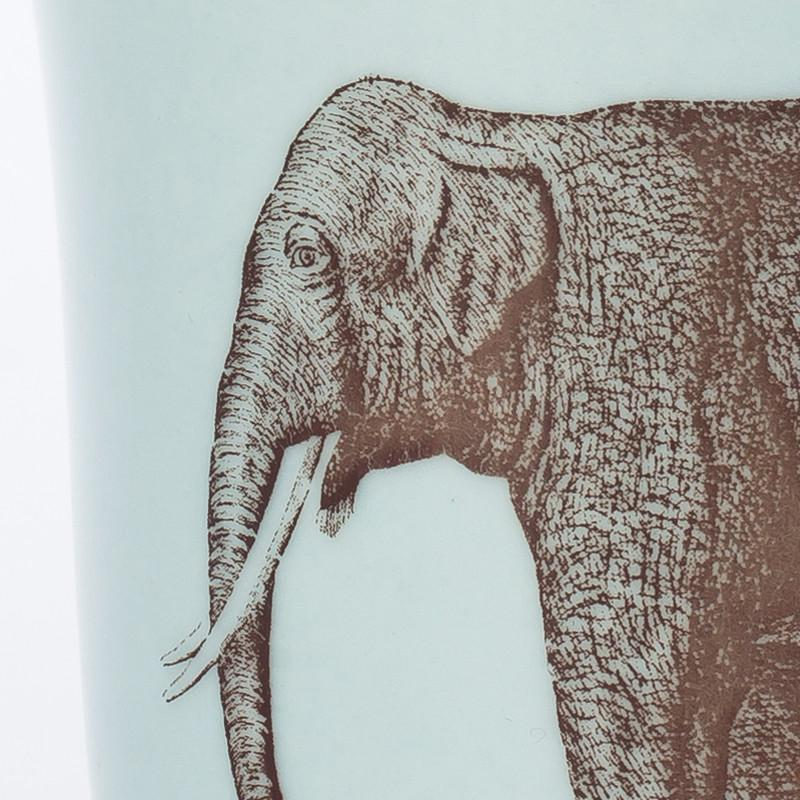 Animal Tumbler (Elephant/Blue) - KESTREL