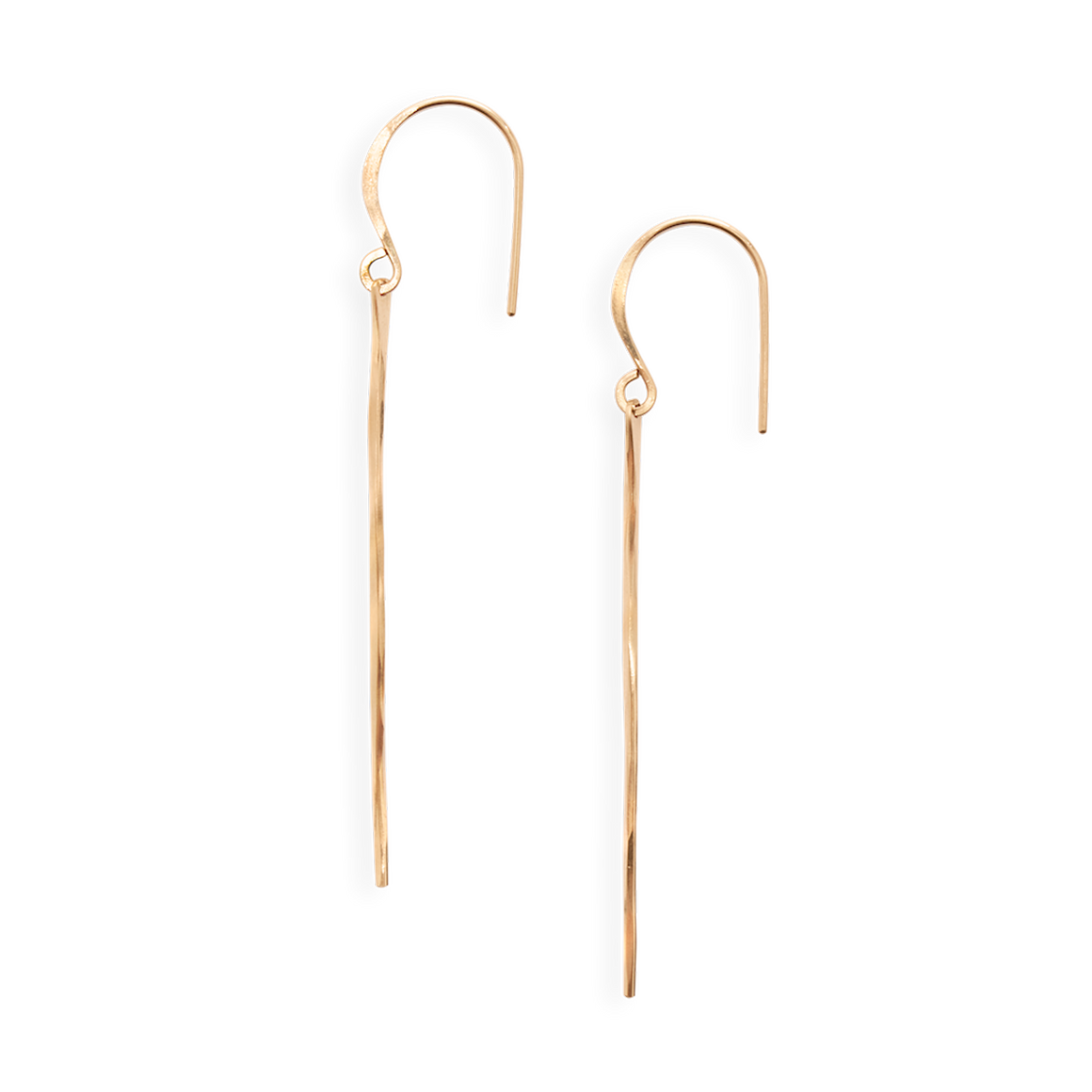 Large Gold Fill Ven Earring - KESTREL