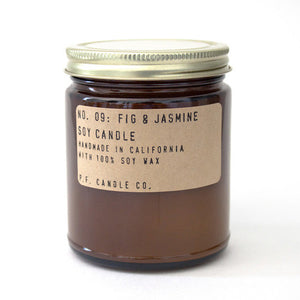 Soy Candle - Assorted Scents
