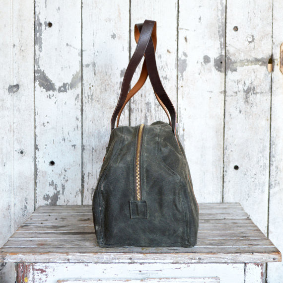 The Journey Bag (Moss)