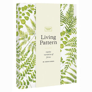 Living Pattern Postcard Set - KESTREL