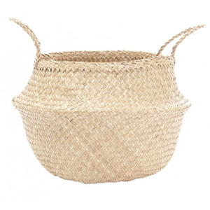 Large Belly Basket - Natural