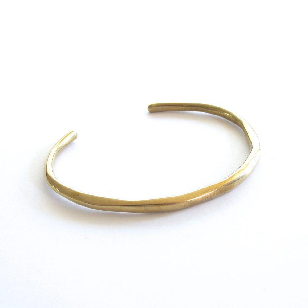 Madrid Brass Cuff Bracelet