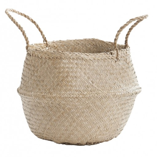 Medium Belly Basket - Natural
