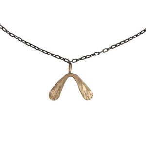 Maple Seed Necklace - KESTREL