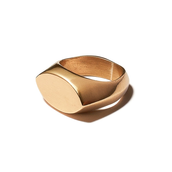 Brass Miro Ring