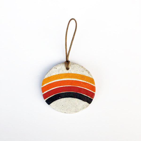 Small Ornament - Rainbow - KESTREL