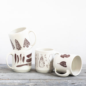 Mug - Bird Bones Collection - KESTREL