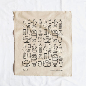 Olive Oil Tea Towel - KESTREL