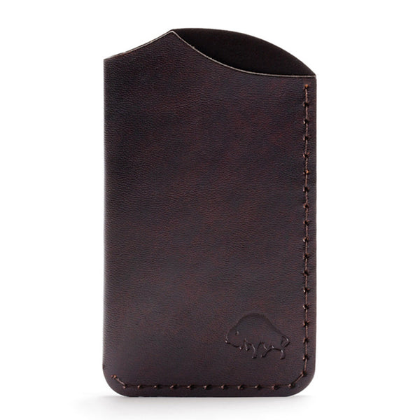 No. 1 Wallet - Malbec