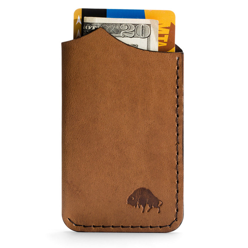 No. 1 Wallet - Whiskey