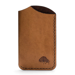 No. 1 Wallet - Whiskey - KESTREL
