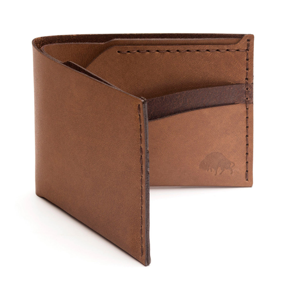 No. 6 Wallet - Whiskey - KESTREL