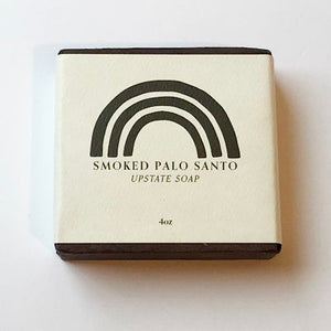 Smoked Palo Santo Soap - KESTREL