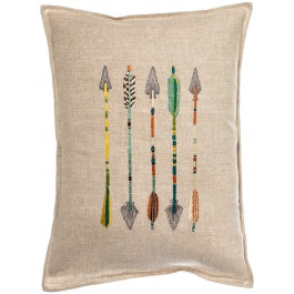 5 Arrows Pillow
