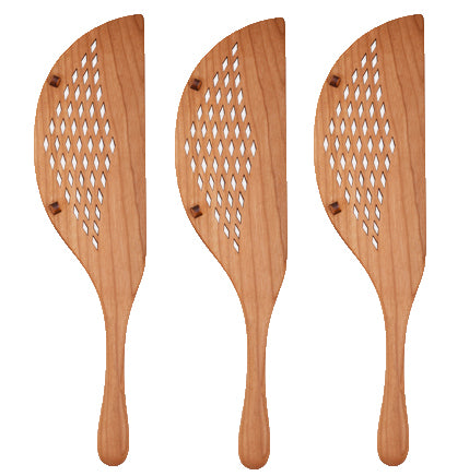Wooden Pot Strainer - KESTREL