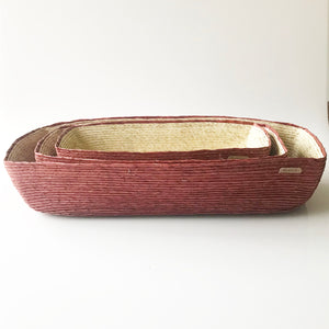Pomegranate Nesting Baskets - KESTREL