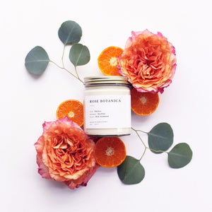 Rose Botanica Candle - KESTREL