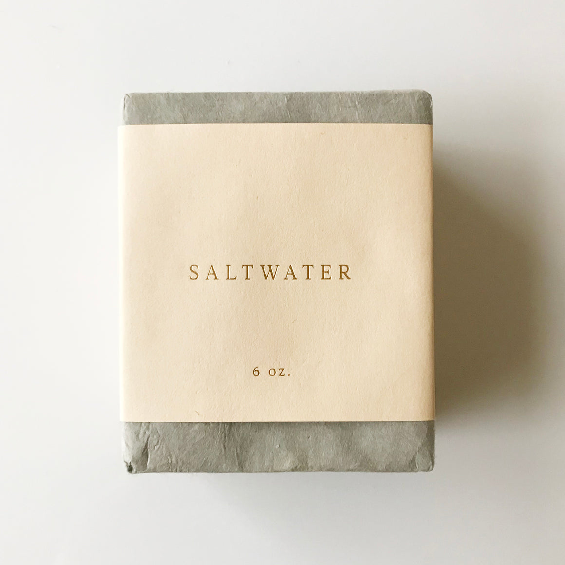 Saltwater Bar Soap - KESTREL