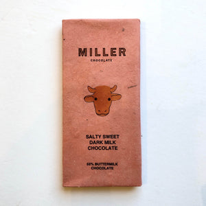 Salty Sweet Dark Milk Chocolate - KESTREL
