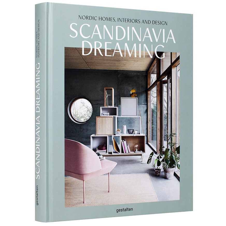 Scandinavia Dreaming Book