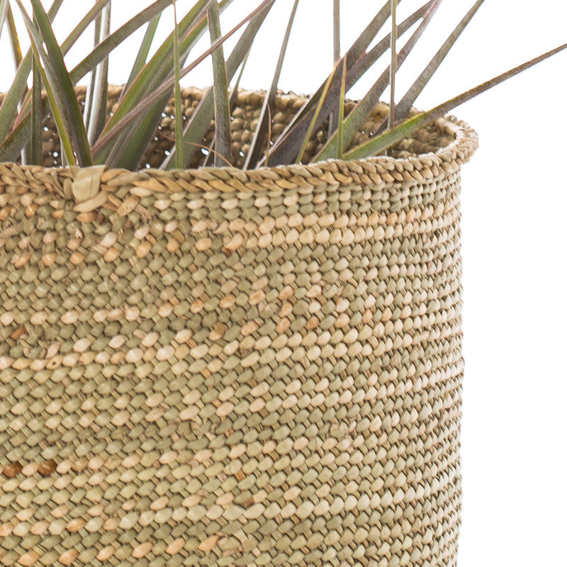 Iringa Basket Small - Stripes