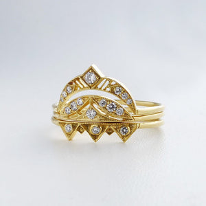 14K Soulen Ring - KESTREL