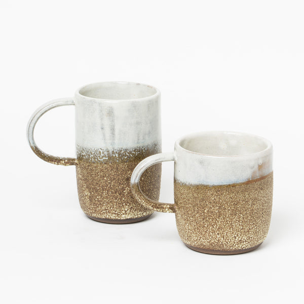 Stoneware Mug (Brown)
