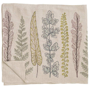 Ferns Table Runner