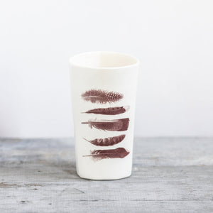 Tumbler - Feather Collection - KESTREL