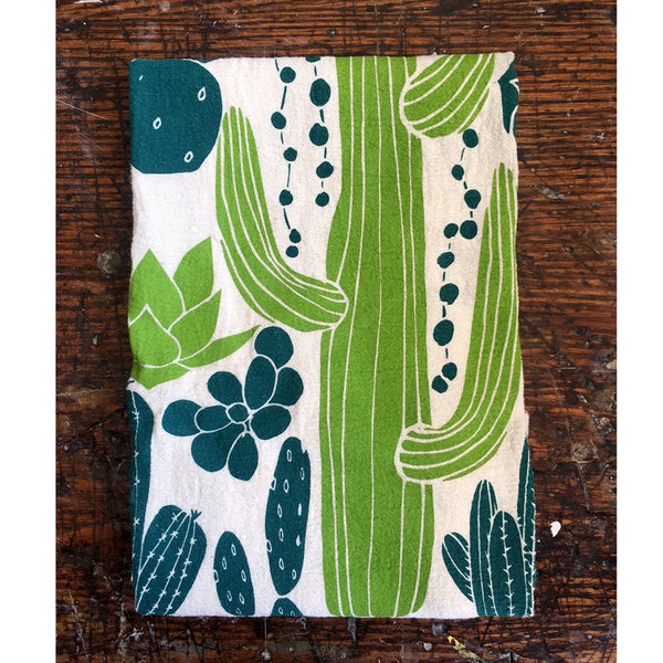 Cacti Tea Towel - KESTREL