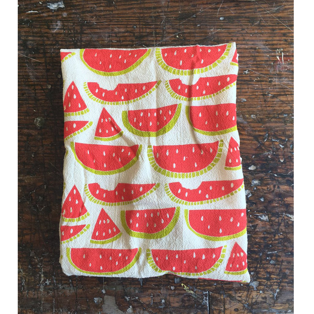 Watermelon Tea Towel